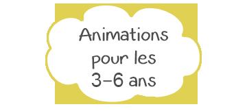 Animation anniversaire enfant Paris 3 à 6 ans