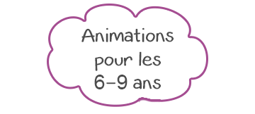 Animation anniversaire enfant Paris 6 à 9 ans