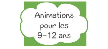 Animation anniversaire enfant Paris pour les 9 à 12 ans