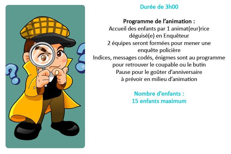 Animation D Anniversaire Pour Enfants 9 12 Ans A Domicile Paris