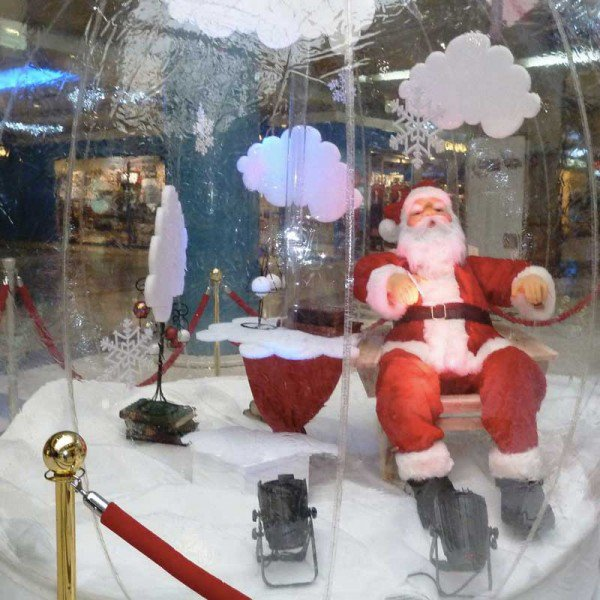 Animations de noel spectaculaires