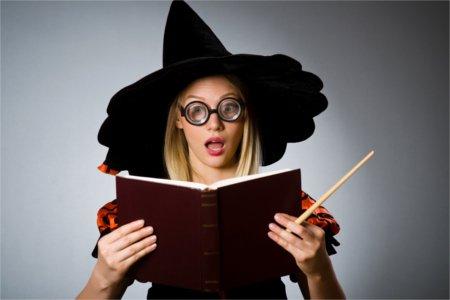 sorcière redim